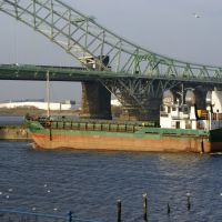 manchester Ship Canal, Ранкорн