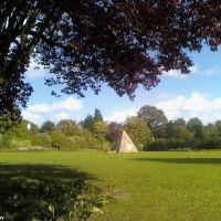 Reigate Castle Gardens (1), Рейгейт