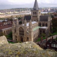 Rochester Cathedral, Рочестер
