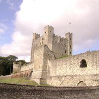 Castello di Rochester, Рочестер