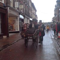 Dickens Day Rochester High St, Рочестер