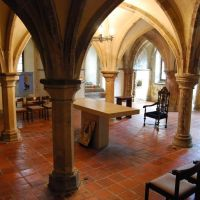 Rochester Cathedral, Crypt Chapel, Рочестер