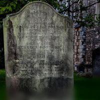 Dorrett gravestone Rochester, Рочестер