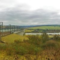 Panorama, Medway Bridges, Рочестер