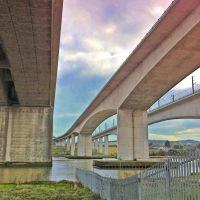 Under the Medway Bridges, Рочестер