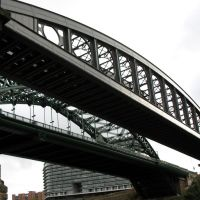 Bridges over the River Wear  Sunderland, Сандерленд