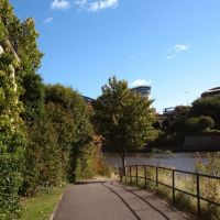 River Wear : Sunderland, Сандерленд
