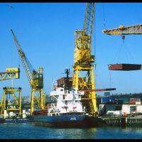 Shipbuilding on the Wear, Сандерленд