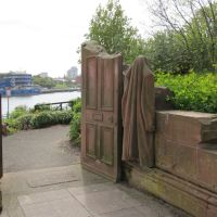 The Red House ; St. Peters Riverside Sculpture Project : Sunderland, Сандерленд