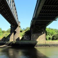 Wearmouth Road and Rail Bridges : Sunderland, Сандерленд