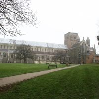 St Albans Cathedral, Сант-Албанс