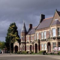 St Helens Town Hall, Сант-Хеленс