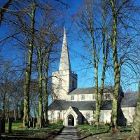 Nottinghamshire Churches (8): Sutton-in-Ashfield [UK], Саттон-ин-Ашфилд