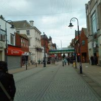 King Street, South Shields, South Tyneside, UK, Саут-Шилдс