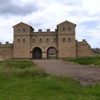 Arbeia Roman Fort, Саут-Шилдс