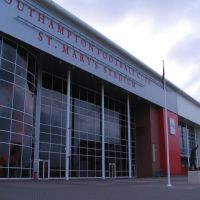 St.Marys Stadium (main entrance), Саутгэмптон