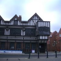 Tudor house in Southampton, Саутгэмптон