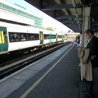 Southampton : Southampton Central Railway Station, Саутгэмптон