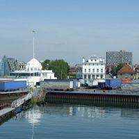 Waterfront at Town Quay, Southampton, Саутгэмптон