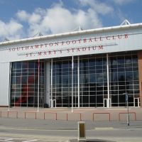 St Marys Stadium Southampton UK, Саутгэмптон