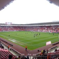 St Marys Stadium before the Southampton vs Leyton Orient match, April 2010, Саутгэмптон