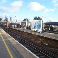 Southampton Central Station, Саутгэмптон