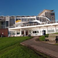 """cliffs pavilion"" westcliff-on-sea. essex. jan 2013, Саутенд-он-Си"