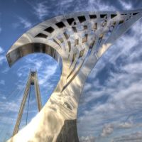 Millenium Bridge, Southport, Саутпорт