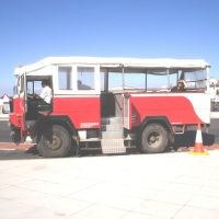 Beach tour bus, Саутпорт