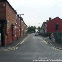 White Lee Road, Swinton, Свинтон