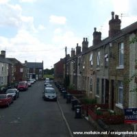 Cambridge Street, Mexborough, Свинтон