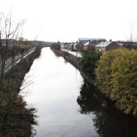 River Don and Glasshouse Road, Kilnhurst, Свинтон