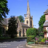 Sale  Trafford - St. Annes Parish Church, Сейл