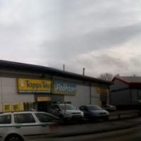 Panoramic view: Tops tiles, Floor store & Dominos, Ситтингборн
