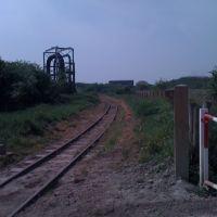 SKLR crossing, Ситтингборн
