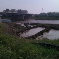 Milton creek bridge, Ситтингборн