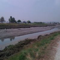 Milton creek toward Sittingbourne, Ситтингборн