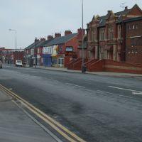 Doncaster Road - 14-12-2007, Сканторп