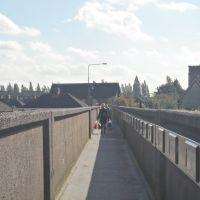 Frodingham Footbridge 9-10-2008, Сканторп