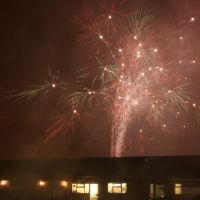 scunthorpe fireworks, Сканторп