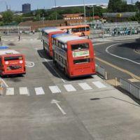 Scunthorpe Bus station, Сканторп