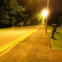 Belvedere Drive Nighttime, Сканторп