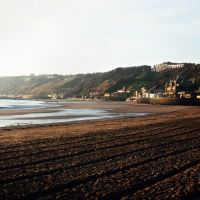 The Spa and South Bay Scarborough, Скарборо