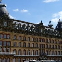 Grand Hotel,Scarborough., Скарборо