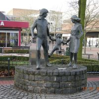 Solihull Town Centre Statue, Солихалл