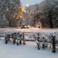 December Snow, Солихалл