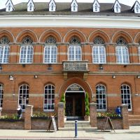 311. the assembly rooms, public house, poplar road, solihull, west midlands. super building, great selection of real ales, pity about the wetherspoons service, or lack of it. sept 2011., Солихалл