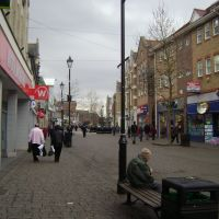 STAINES BROADWAY, Стайнс