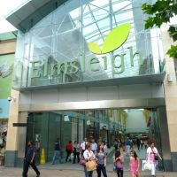 ELMSLEIGH SHOPPING CENTRE STAINES, Стайнс