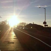 Staines Bridge, Стайнс